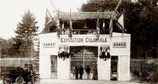 expozitie coloniala