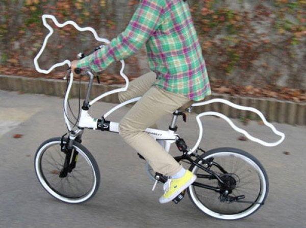 biciclete ciudate 10. Bicicleta cal