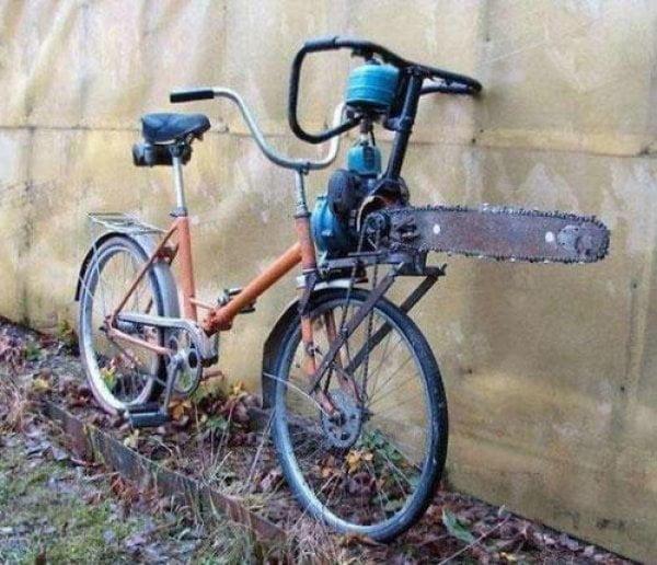 biciclete ciudate 13. Bicicleta drujba