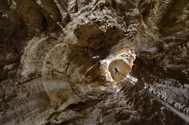 Cele mai frumoase peșteri din lume