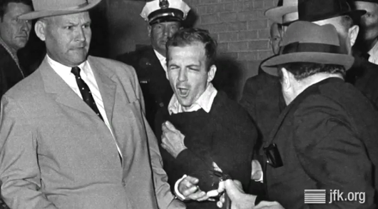 Asasinare Lee Harvey Oswald