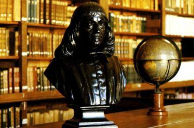 Bust Descartes