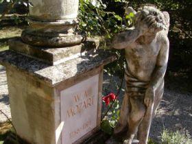 Piatra funerara Mozart