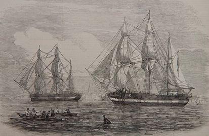 Nave expeditie