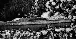 Stalin mort