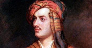 Byron, băiatul rău al literaturii: scandalos, desfrânat și aventurier