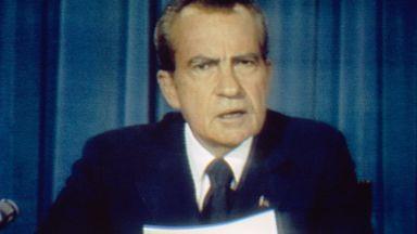 Demisie Richard Nixon
