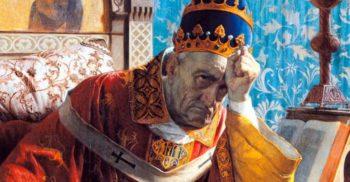 Foamea de bani în sânul Bisericii: Cum se băteau între ei prelații avizi după lux
