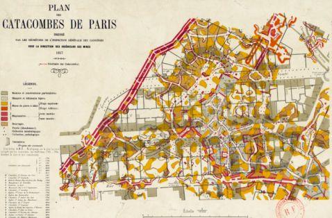 Harta Catacombelor
