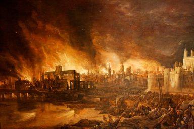Incendiul Londrei