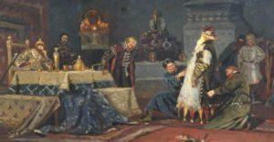 Ivan cel Groaznic cover