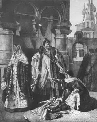 Moartea tareviciului Dmitri