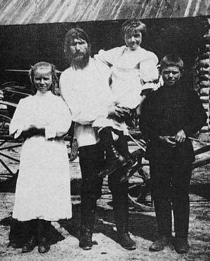 călugărul rasputin si copiii sai