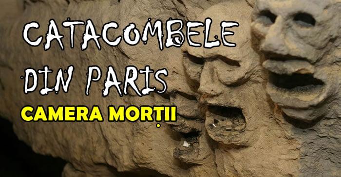 catacombele din paris