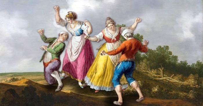 Ciuma dansului din 1518, probabil cea mai bizară epidemie din istorie