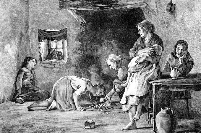 Evul Mediu - Foamete