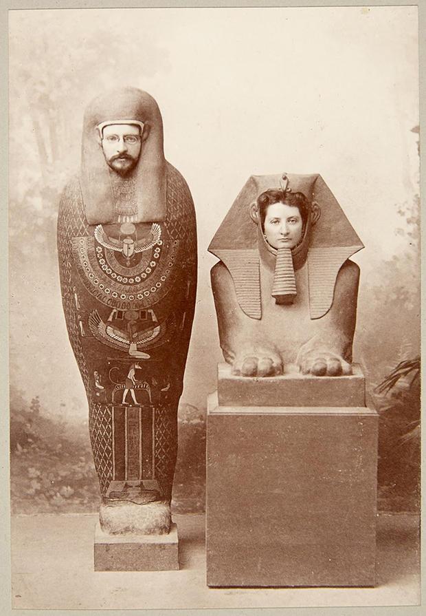 Om mumie 3