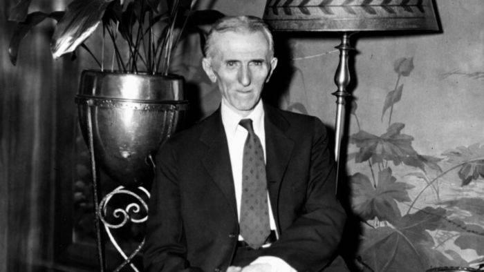 Nikola Tesla batranete