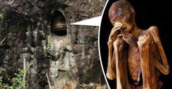 Practici bizare străvechi: Secretul mumiilor de foc din Filipine