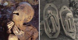 secretul mumiilor de foc din filipine