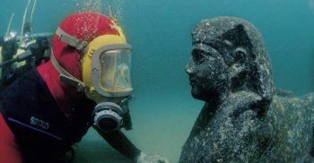 5 orașe legendare înghițite de ape și secretele tulburătoare pe care le ascund
