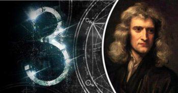 """<mark>VIDEO</mark> Isaac Newton, alchimia și codul secret al numărului """"3"""""""