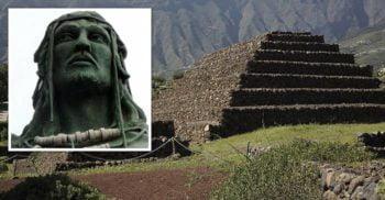 Misterul guanșilor și piramidele din Tenerife