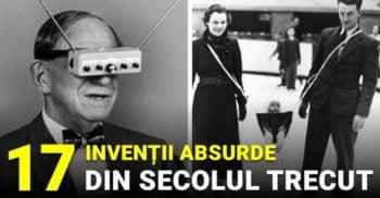 17 invenții absurde și caraghioase din secolul trecut
