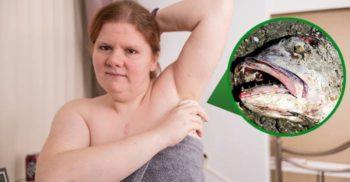 Blestemul unei boli rare - Femeia care miroase mereu a pește featured_compressed