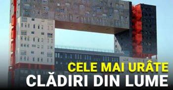Ce-a fost în capul lor? Top 13 cele mai urâte clădiri din lume