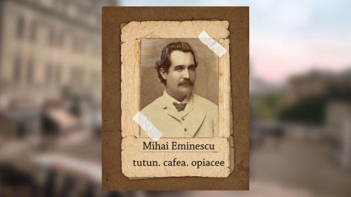 Ce droguri luau scriitorii romani - Mihai Eminescu 1