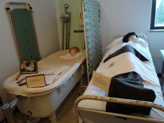 Cele mai ciudate muzee din lume - Muzeul psihiatriei