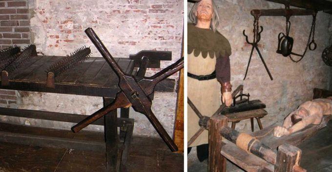 Cele mai ciudate muzee din lume - Muzeul torturii