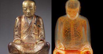 Meditația de 1000 de ani - Călugărul mumificat transformat în statuie featured_compressed