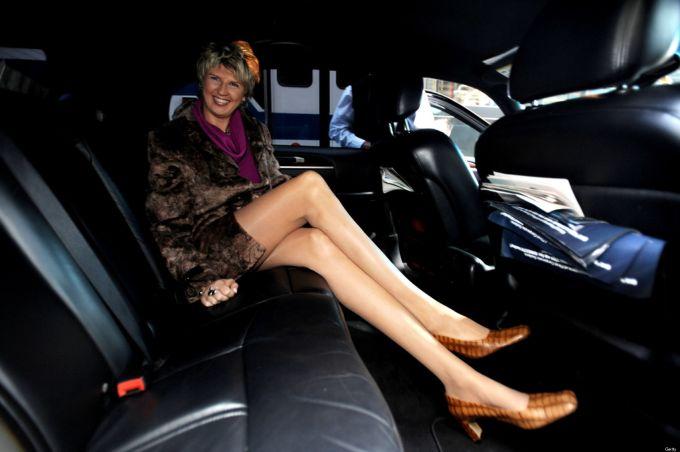 Recorduri ciudate - Cele mai lungi picioare