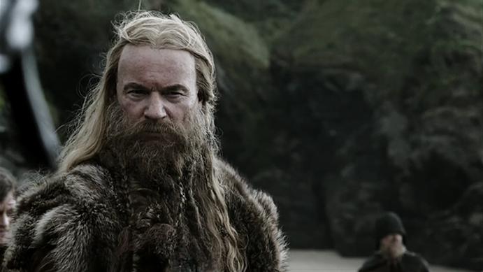 Vikingi - decolorare