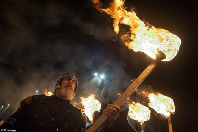 Vikingi - foc