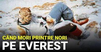Când mori printre nori, pe Everest. Cel mai mare cimitir în aer liber