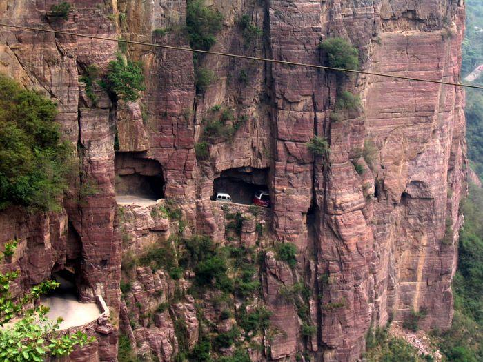 cel mai periculos tunel din lume