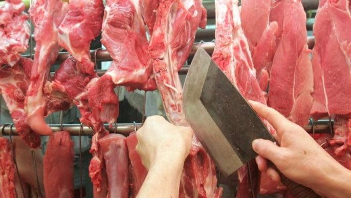 Arabia Saudita - carne de porc