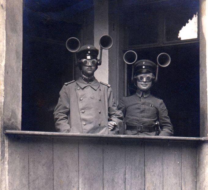 Detectoare de sunete