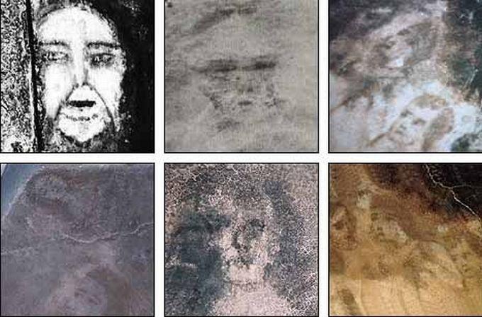 Fenomene paranormale - Fetele din Belmez 1