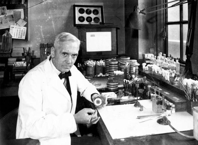 Inventii - penicilina