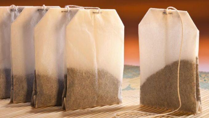 Inventii - pliculete ceai