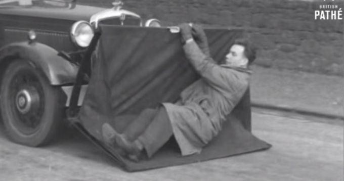 invenții ciudate - Lama pentru pietoni