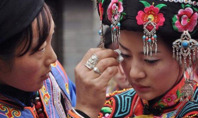Obiceiuri de nunta - China