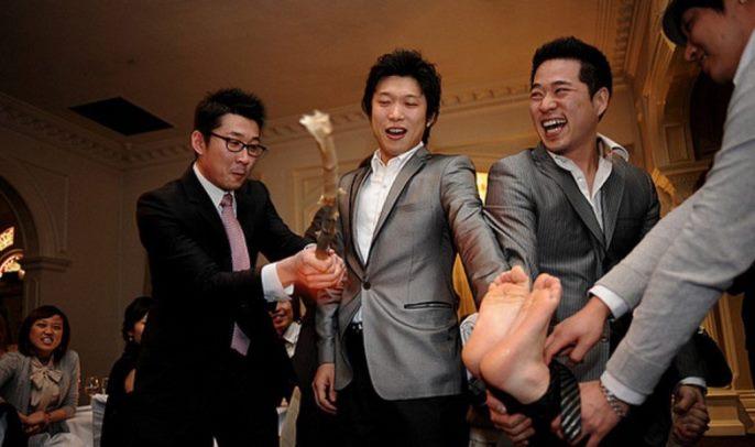 Obiceiuri de nunta - Coreea de Sud