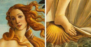 Opere de arta - Nasterea lui Venus 2