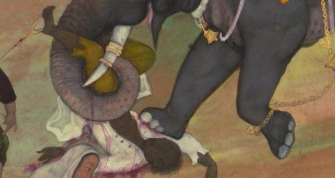 Pedeapsa cu moartea - Elefanti 2