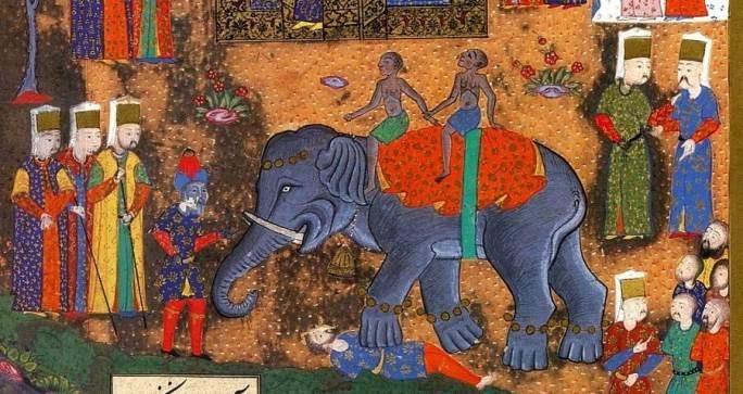 Pedeapsa cu moartea - Elefanti 3